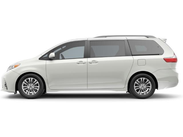 2019 Toyota Sienna XLE FWD 8-Passenger - 18599122 - 0