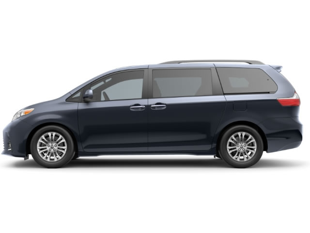 Dealer Video - 2019 Toyota Sienna XLE Premium FWD 8-Passenger - 18530472
