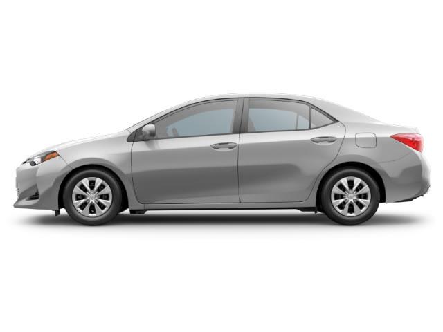 2019 Toyota Corolla LE CVT - 18669773 - 0