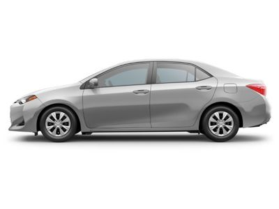 2019 New Toyota Corolla Le Eco Cvt At Hudson Toyota Serving Jersey