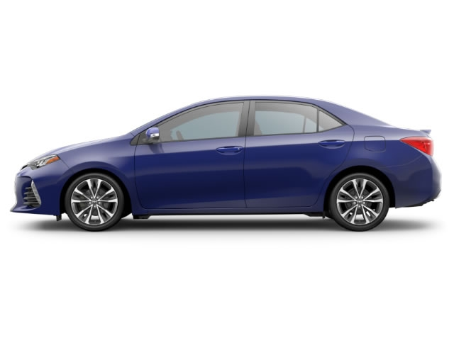 2019 New Toyota Corolla Se Cvt At Hudson Toyota Serving Jersey City