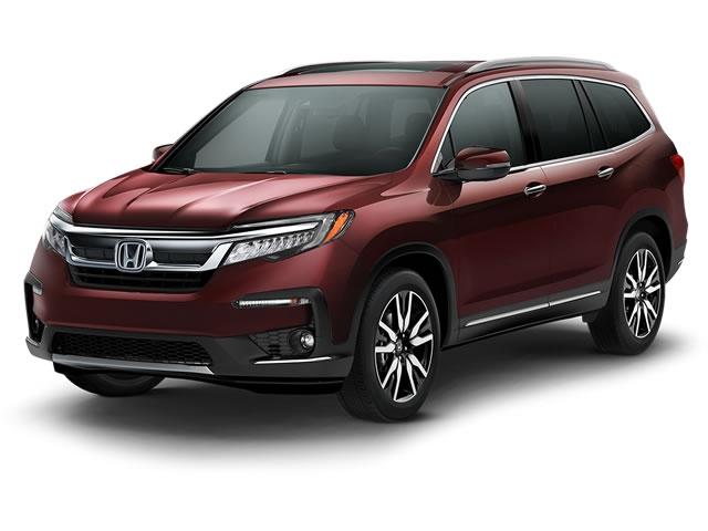 New Honda Pilot >> 2019 New Honda Pilot Elite Awd At Honda Of Fayetteville Serving