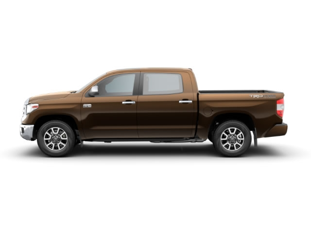 2019 Toyota Tundra 4WD 1794 Edition CrewMax 5.5' Bed 5.7L - 18487263 - 0