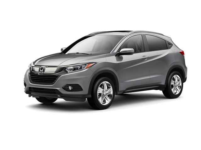 Dealer Video - 2019 Honda HR-V EX AWD CVT - 18390744