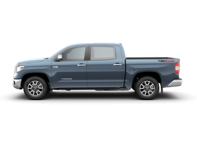 2019 Toyota Tundra 4WD Limited CrewMax 5.5' Bed 5.7L - 18503815 - 0