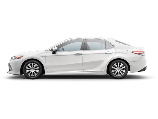 2019 Toyota Camry L Automatic - 18393684 - 0