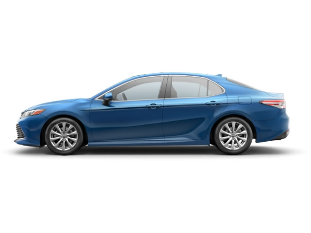 2019 Toyota Camry LE Automatic - 18333126 - 0