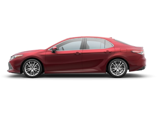 2019 Toyota Camry XLE Automatic - 18256345 - 0