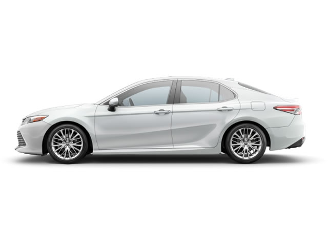2019 Toyota Camry XLE V6 Automatic - 18255823 - 0
