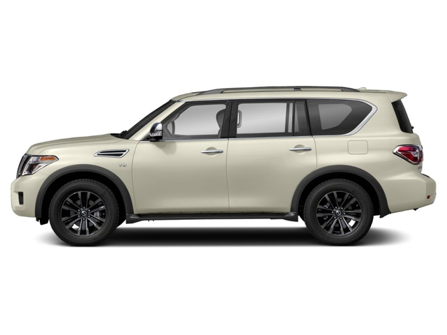 2019 Nissan Armada 4x4 Platinum - 18665507 - 0