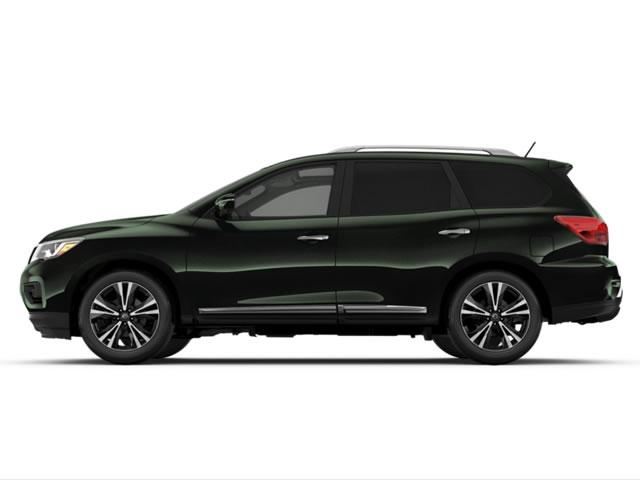 2019 Nissan Pathfinder 4x4 Platinum - 18950750 - 0