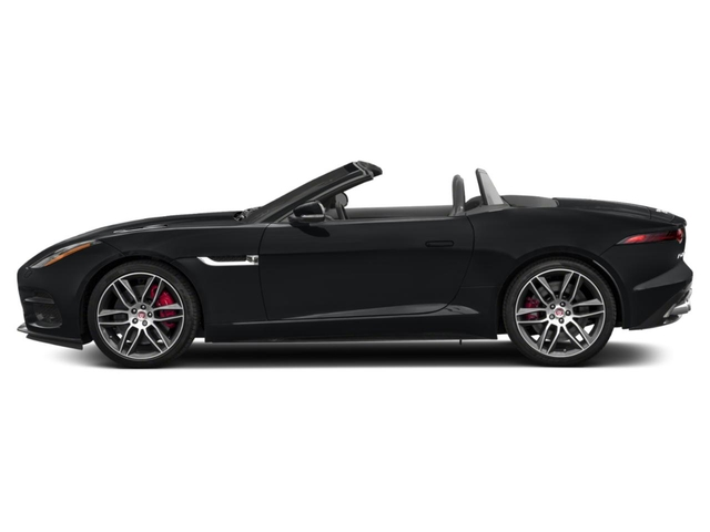 2019 Jaguar F-TYPE Convertible Automatic R AWD - 18150208 - 0
