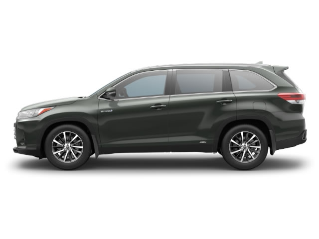 2019 New Toyota Highlander Hybrid Xle V6 Awd At Fayetteville