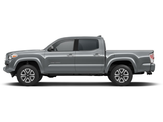 2019 Toyota Tacoma 4WD Limited Double Cab 5' Bed V6 AT - 18179699 - 0