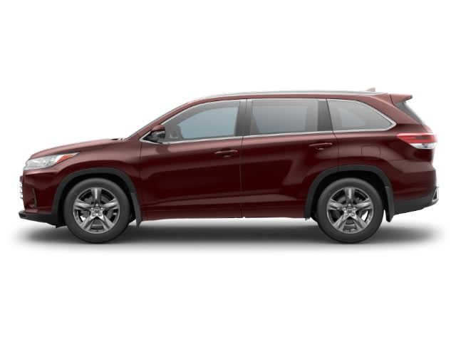 2019 Toyota Highlander Limited Platinum V6 AWD - 18224537 - 0