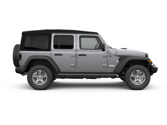 2019 Jeep Wrangler Unlimited Sport S 4x4 - 18978405 - 0