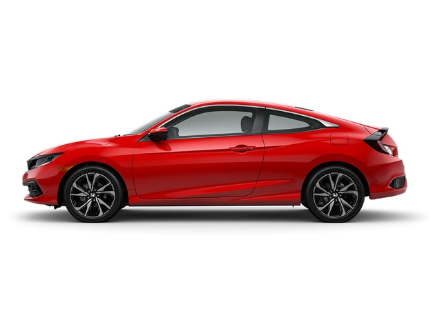 2019 Honda Civic Coupe Sport CVT - 18816895 - 0
