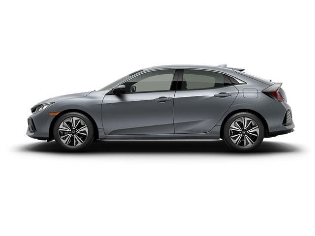 2019 New Honda Civic Hatchback Ex Cvt At Turnersville Automall