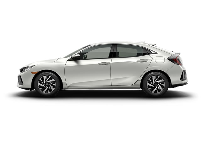 2019 Honda Civic Hatchback LX CVT - 18427041 - 0