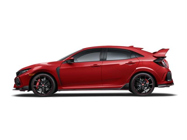 2019 Honda Civic Type R Touring Manual - 18582960 - 0