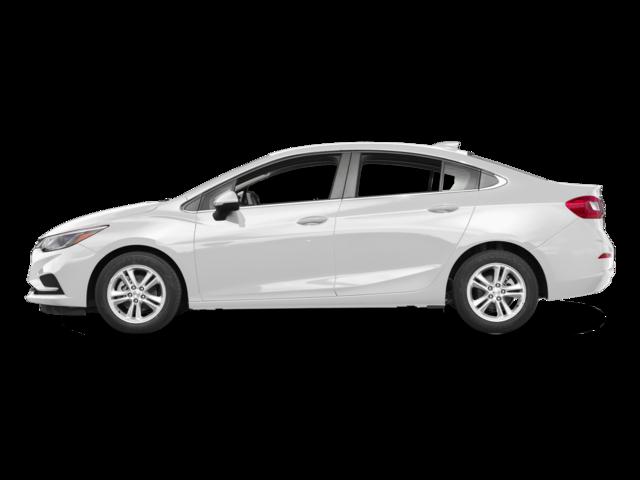 New 2017 Chevrolet CRUZE