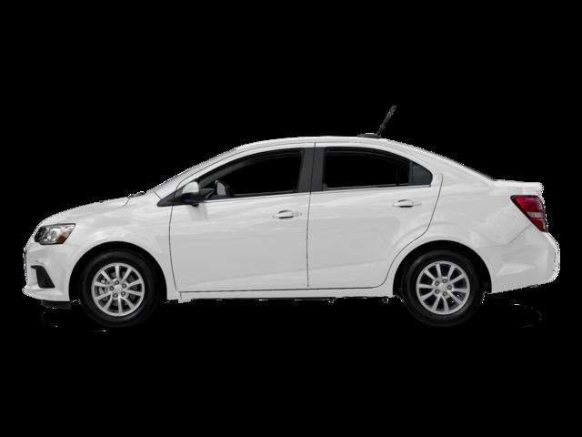 New 2017 Chevrolet Sonic