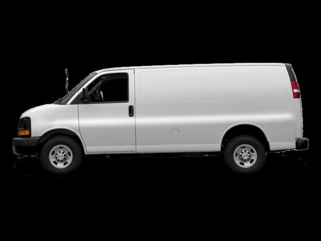 New 2017 Chevrolet Express Cargo Van