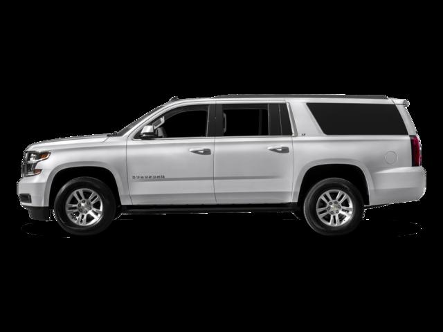 New 2017 Chevrolet Suburban