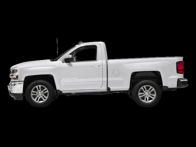New Chevrolet Silverado 1500