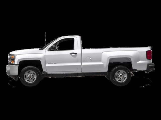 New 2018 Chevrolet Silverado 3500HD