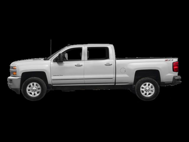New 2018 Chevrolet Silverado 2500HD