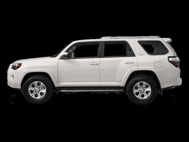 New 2018 Toyota 4Runner